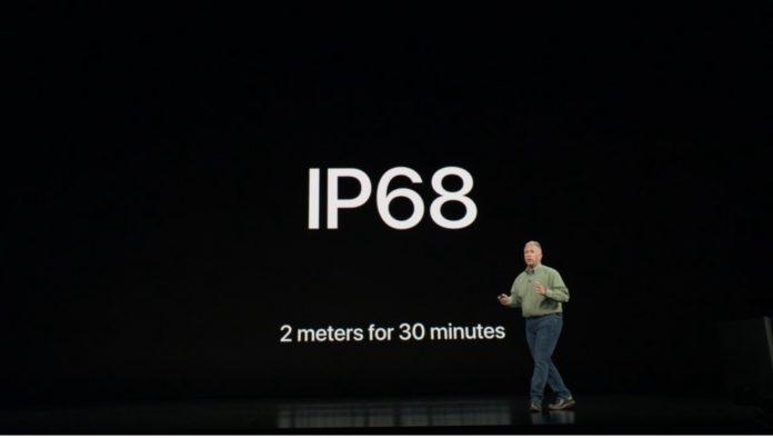 iPhone XS e XS Max più resistenti all'acqua: ora certificati IP68