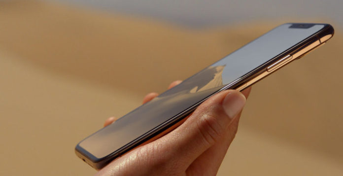 Recensione iPhone XS Max - lo schermo