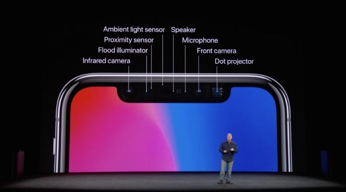 Gli iPhone 2019 potrebbero avere il notch più piccolo
