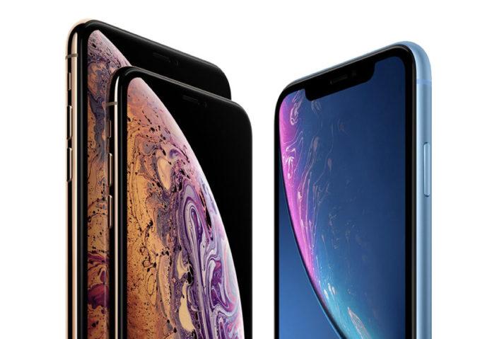 La batteria di iPhone XS è più piccola di iPhone X