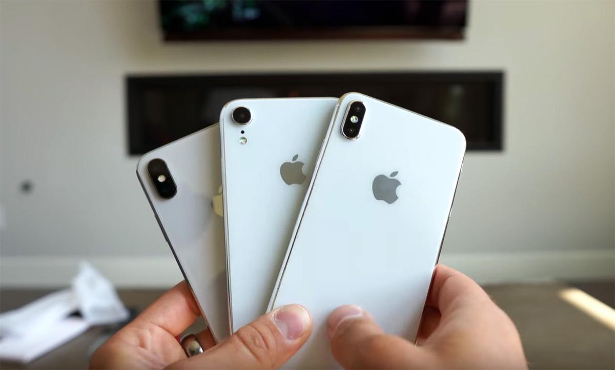 Previsioni Iphone Xs E 9 In Calo Ma Forse Arriva La