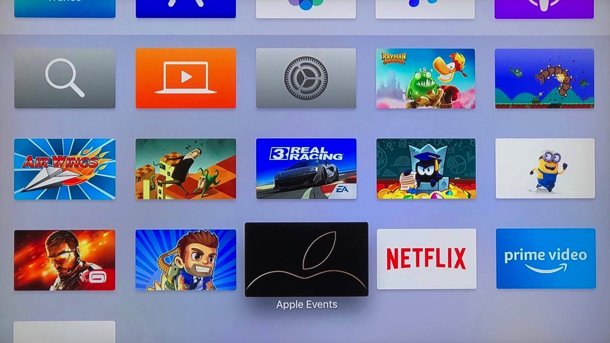 Keynote Apple 12 settembre, il canale dedicato è pronto su Apple TV