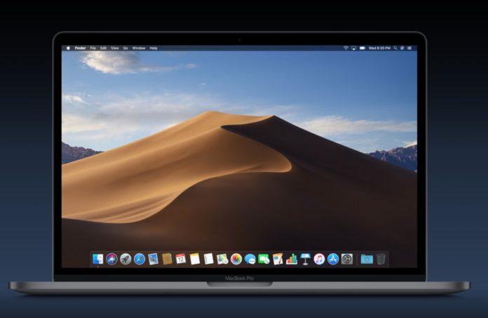 MacOS Mojave disponibile per il download