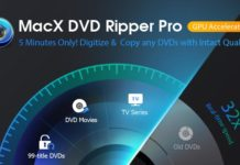 MacX DVD Ripper Pro Gratis: copia qualsiasi DVD in 5 minuti