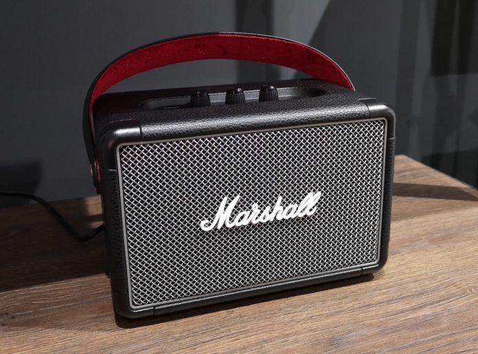 Marshall Kilburn II, lo speaker portatile è ancora più Rock