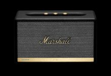Marshall Acton II Voice, lo speaker Rock con assistente vocale