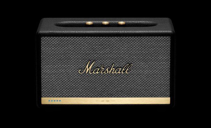 Marshall Acton II Voice, lo speaker Rock con assistente vocale