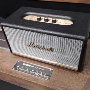Marshall Acton e Stanmore II Voice, gli speaker Rock con assistente vocale