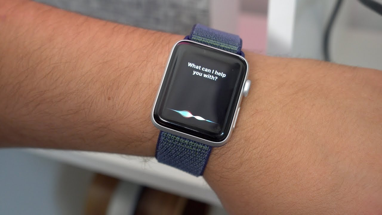 Apple lancia watchos 5: walkie-talkie, podcast, Scorciatoie Siri, nuovo quadrante e altro ancora