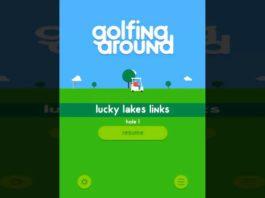 Golfing Around, il golf arcade più divertente di tutto l'App Store
