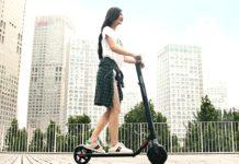 Ninebot, da Xiaomi lo scooter elettrico pieghevole a 269 euro