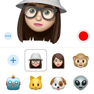 Come creare Memoji iOS 12