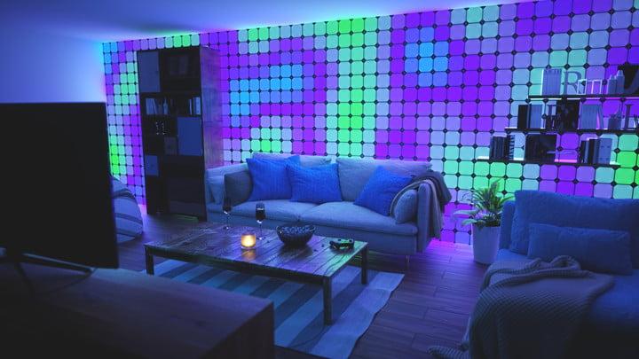Nuove luci touch Nanoleaf a dicembre, compatibili con HomeKit