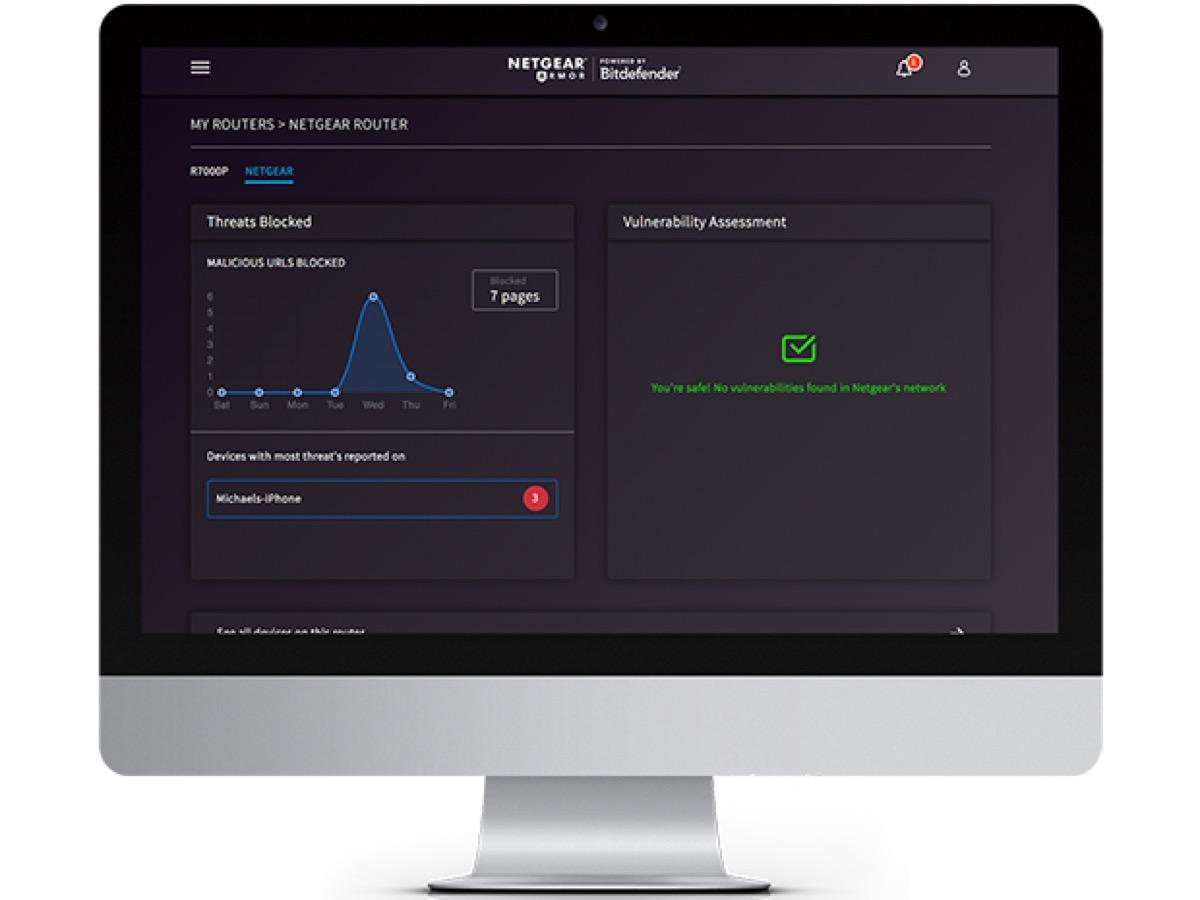 Netgear Armor, l'antivirus per reti WiFi e dispositivi connessi a IFA 2018