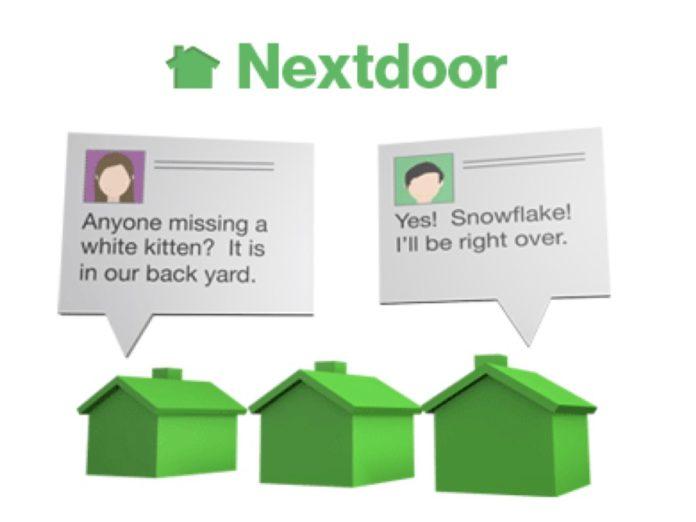 Nextdoor, l'app per vicini di casa arriva in Italia