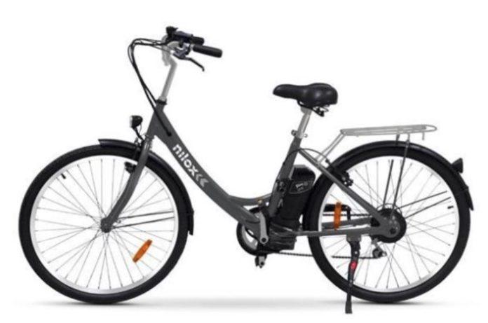 Tutti a scuola con le bici elettriche Nilox in offerta Back To School