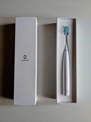 Recensione Oclean Air, lo spazzolino sonico smart che fa sorridere anche il portafoglio