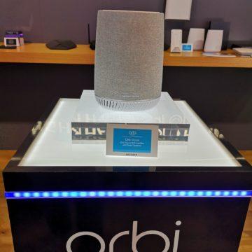 Netgear Orbi Voice, WiFi mesh e speaker con Alexa tutto in uno