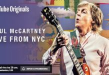 Paul McCartney in concerto su Youtube il 7 settembre 2018