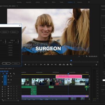 Adobe svela nuovi strumenti per creare i video di prossima generazione