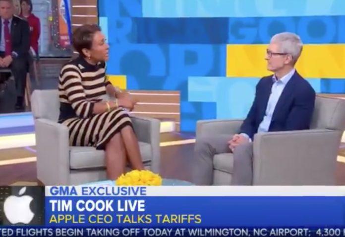 Tim Cook spiega perché i nuovi iPhone XS e XR costano un rene
