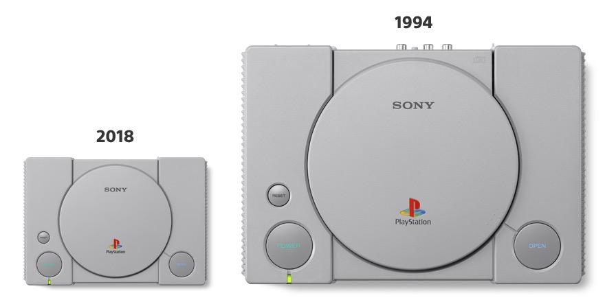 Sony copia Nintendo, in arrivo Playstation Classic