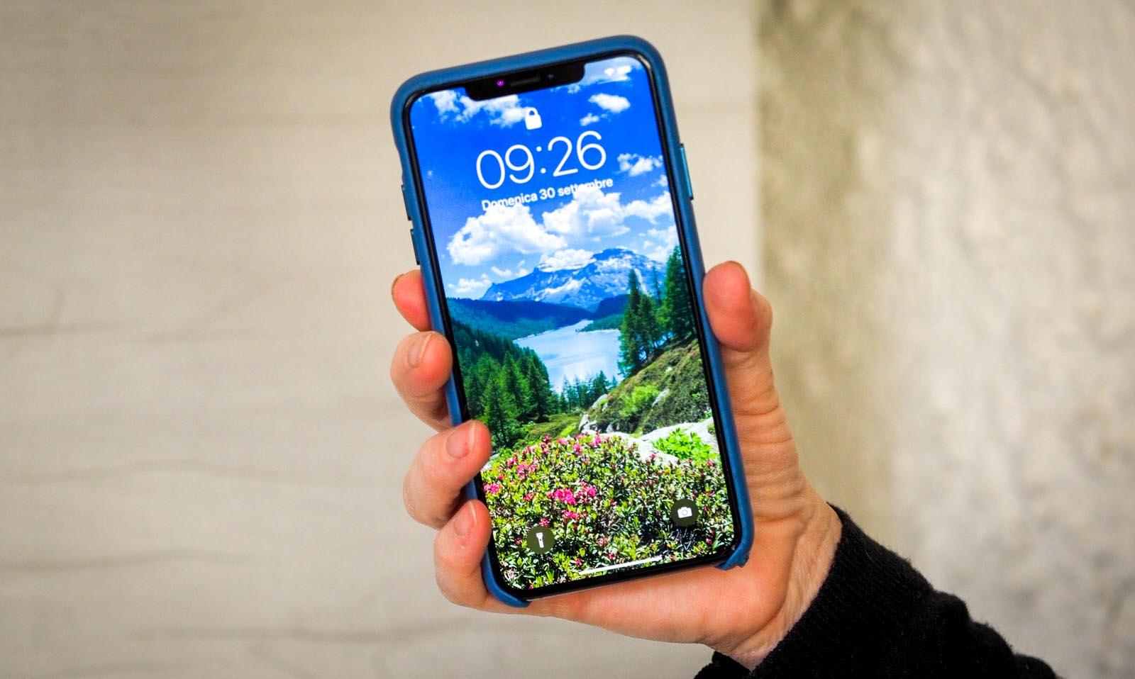 Recensione iPhone XS Max