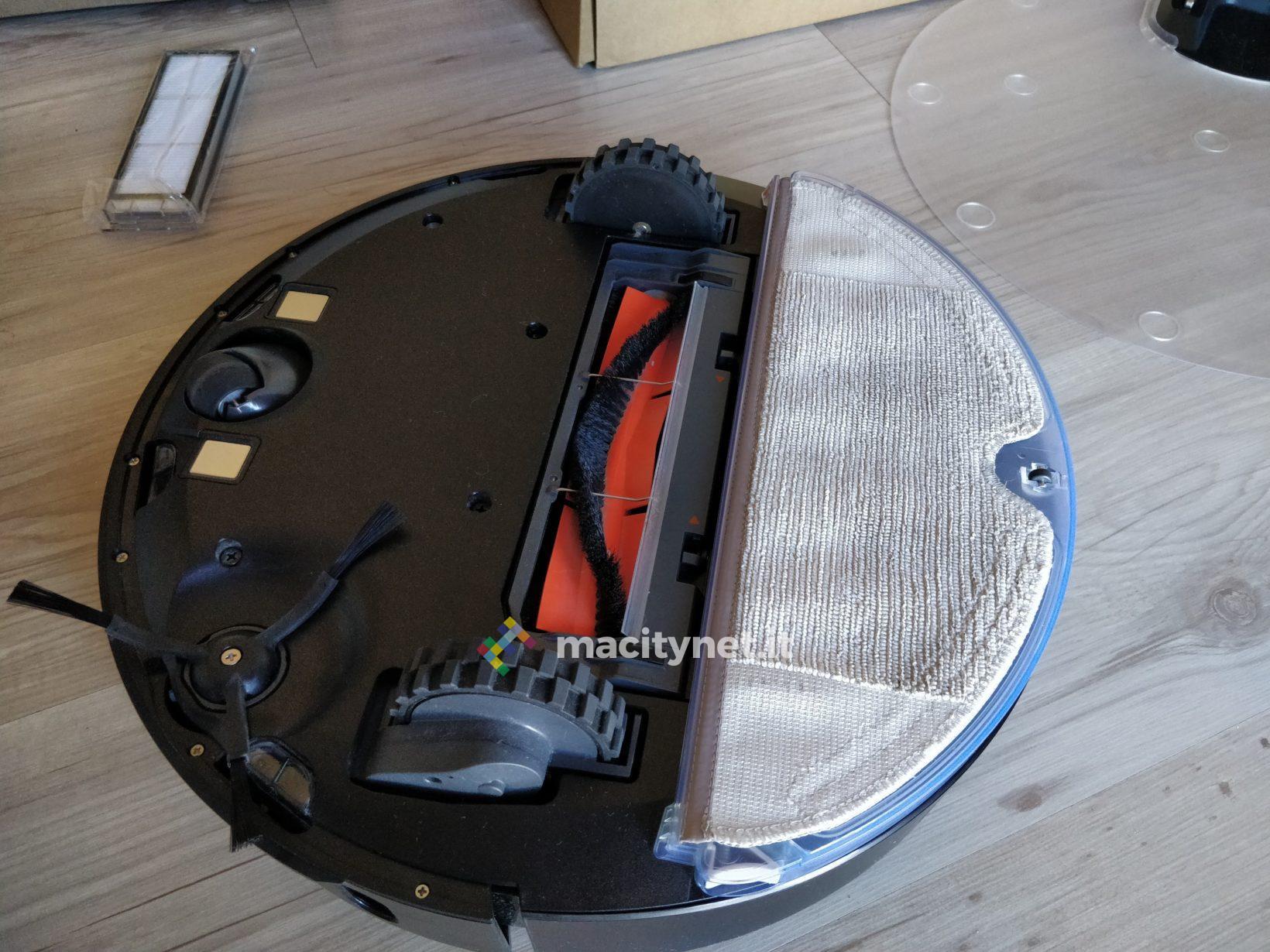 Recensione Roborock S55, l'aspirapolvere connesso davvero intelligente