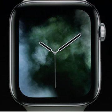 Apple Watch 4 presentato: con elettrocardiogramma e sa anche quando cadete e chiama l'ambulanza