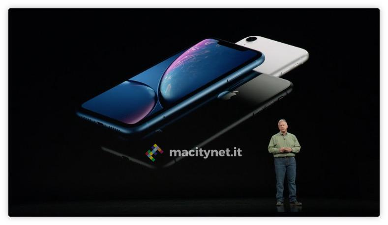Apple Presenta iPhone Xr, con liqui Retina display