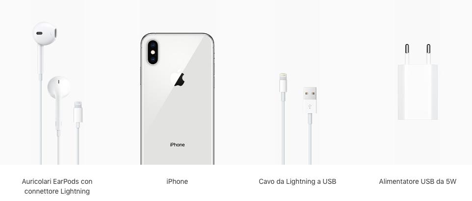 iPhone XS e XR non avranno l' adattatore jack cuffie nella scatola
