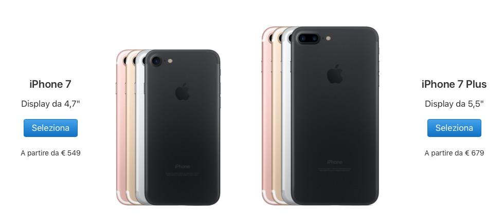 Grazie a XS, iPhone 7 e 8 sono adesso gli iPhone economici