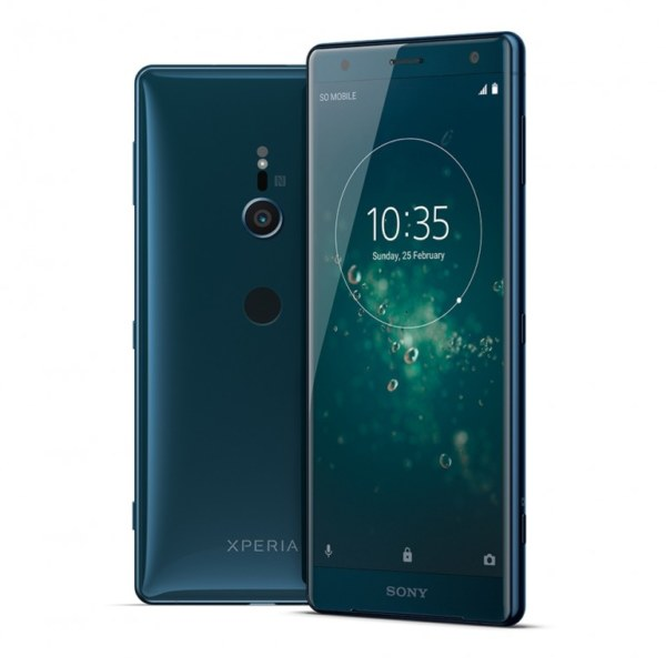 Sony Xperia XZ3, il nuovo top per video, audio e gaming arriva in Italia
