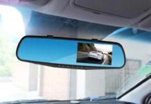 RM-LC2010, la dashcam incorporata nello specchietto retrovisore
