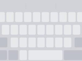 Con iOS 12 tutti possono usare la modalità trackpad della tastiera