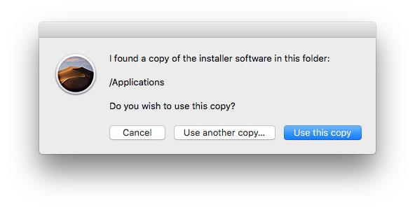 macOS Mojave, come creare una chiavetta USB e installare macOS da zero