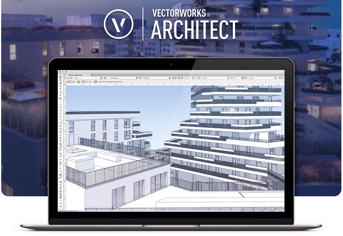 3d Home Design App Mac Vectorworks 2019 Disponibile La Nuova Versione Della