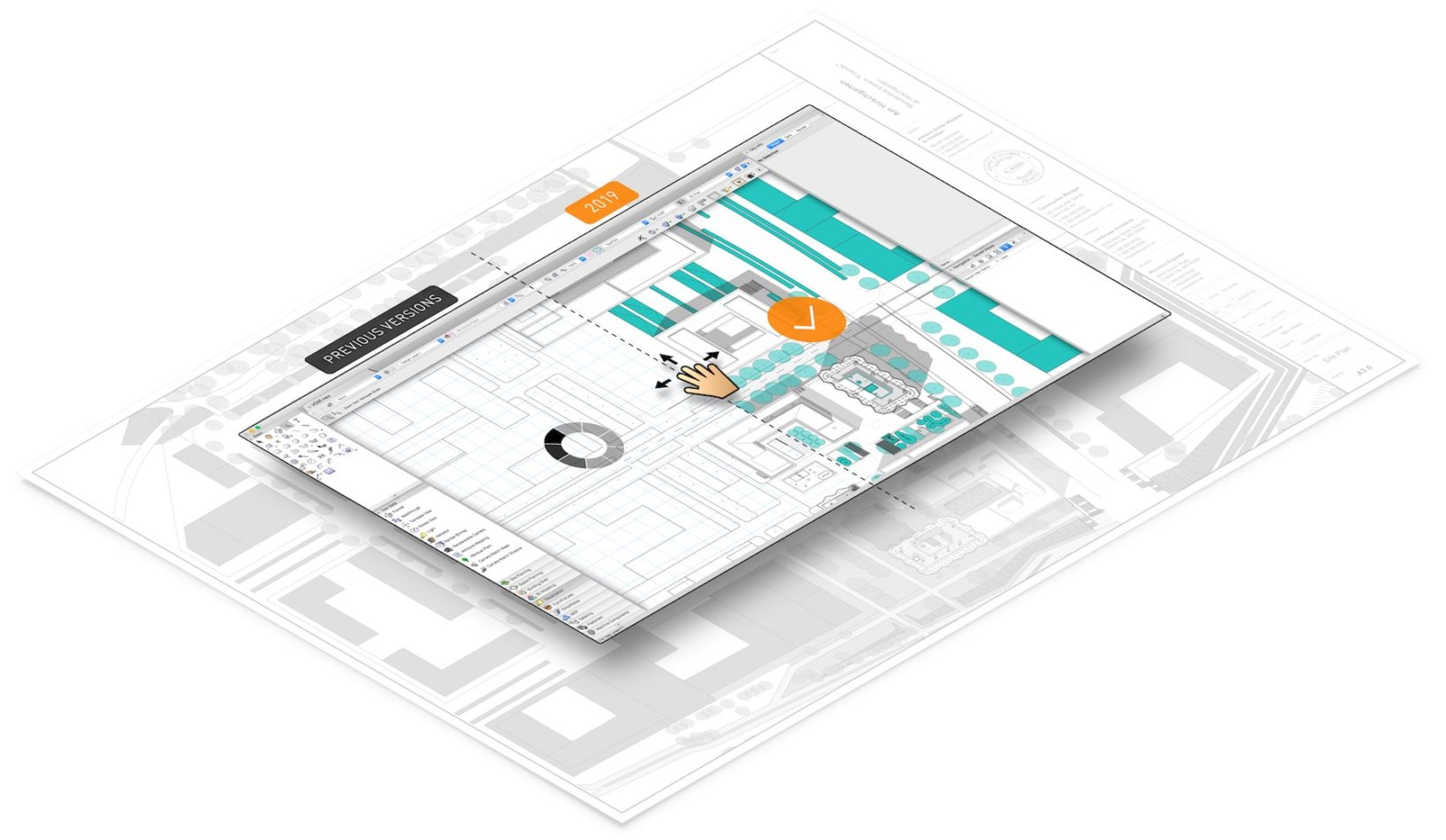 Sheet Layers in Vectorworks 2019