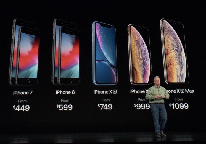 Apple pubblica tutti i video del Keynote di presentazione iPhone Xs, Xs Max e Apple Watch 4