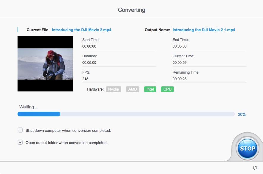 VideoProc, in prova la suite di produzione per video 4K GoPro, smartphone e droni