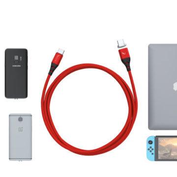 Volta XL, il super cavo USB-C riporta MagSafe sui MacBook