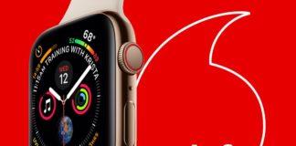 Come configurare Apple Watch 4 con Vodafone OneNumber