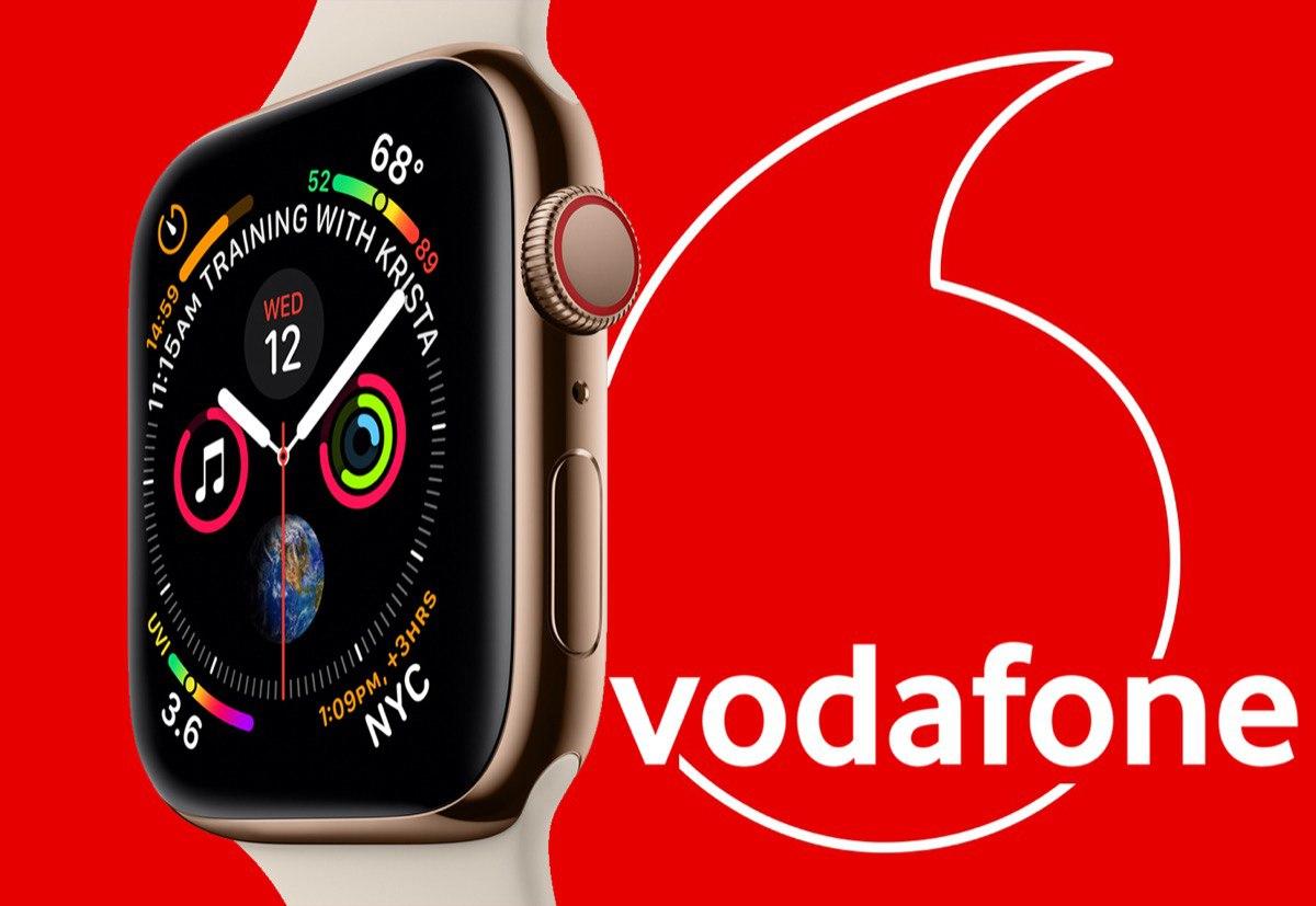Vodafone Rete Unica Su Misura.Come Configurare Apple Watch 4 Con Vodafone Onenumber Macitynet It