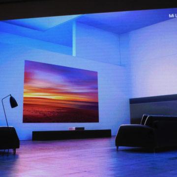xiaomi projector 4