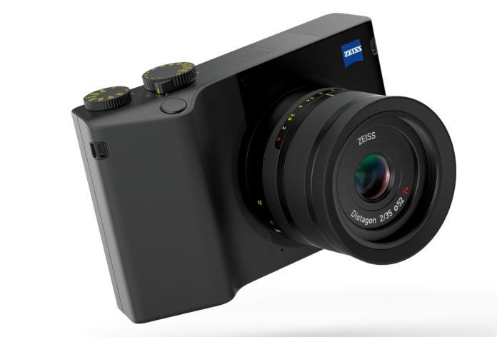 Zeiss ZX1, la fotocamera full frame con Adobe Lightroom incorporato