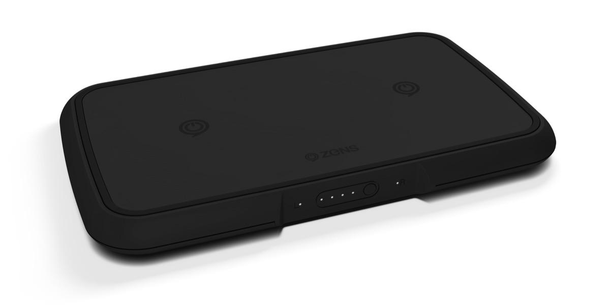 Da ZENS le powerbank true-wireless per iPhone Xs, Max e Xr