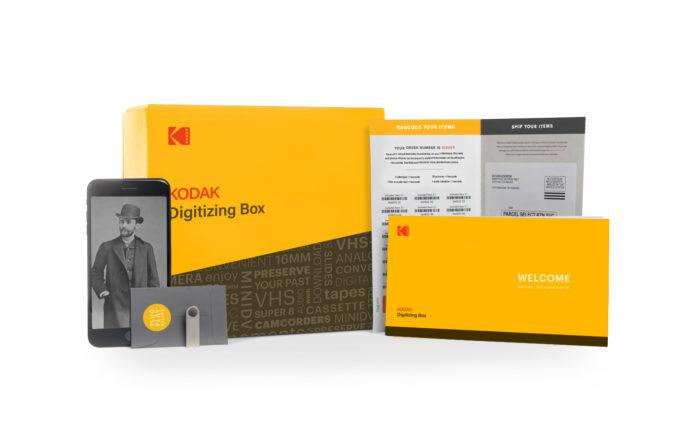 Con il Digitizing Box Kodak vuole digitalizzare tutti i vostri ricordi analogici