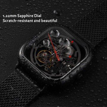 Xiaomi Youpin CIGA, lo spendido orologio meccanico a 121 euro