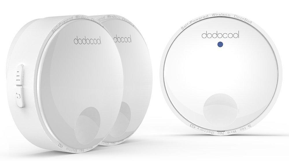 Cascata di offerte dodocool su Amazon, dagli accessori Apple Mfi alla stampante 3D