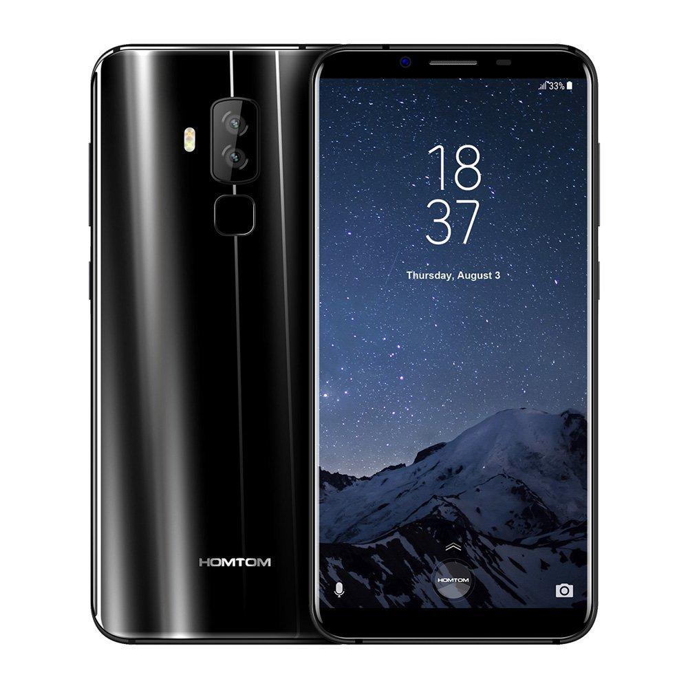HomTom S8 ed S7, i cloni dei Samsung Galaxy a prezzi imbattibili su Amazon